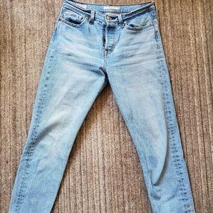 Levi's wedgie fit jeans size 26